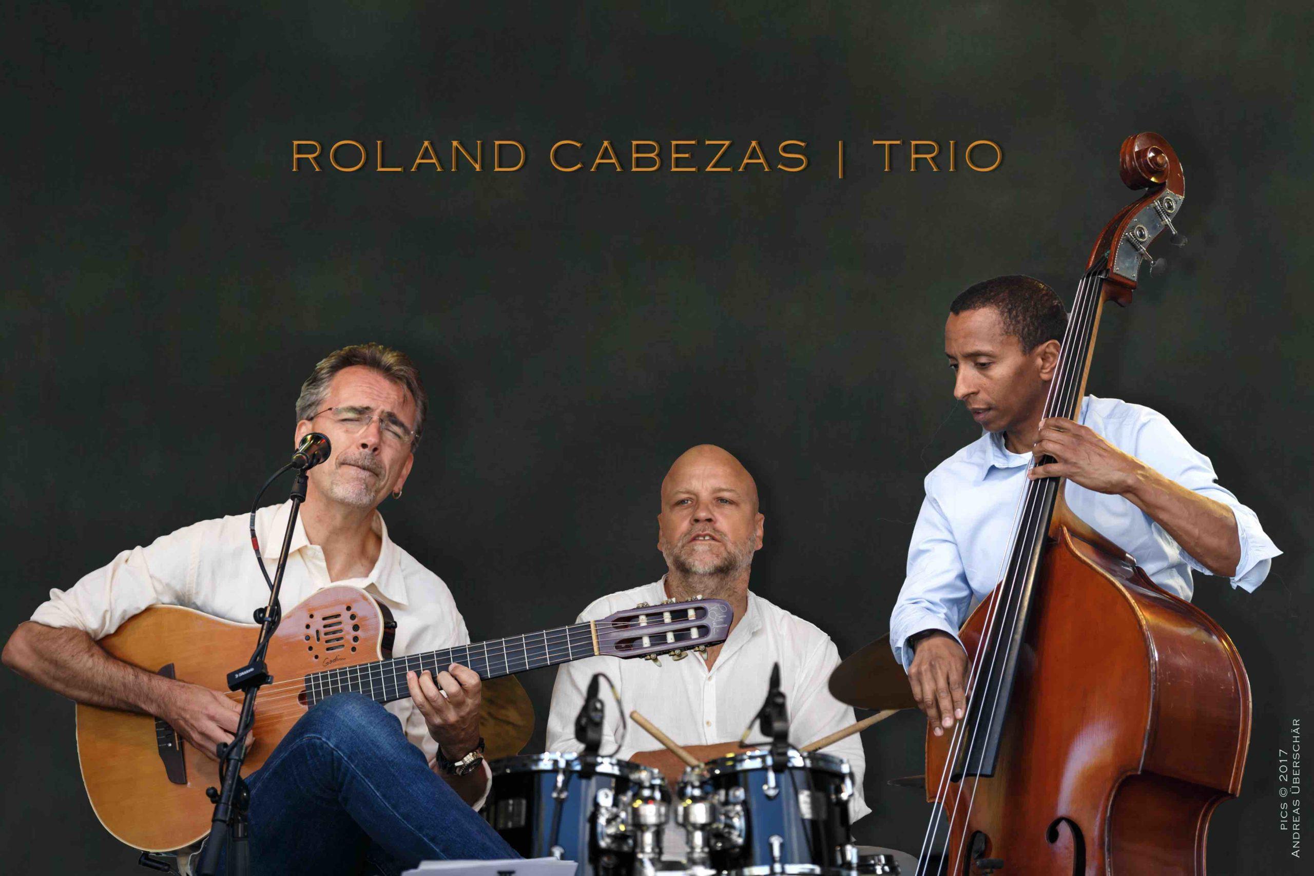 Roland Cabezas Trio